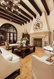 hacienda home interiors reese witherspoon colonial rustic decor and colonial