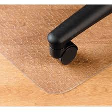 Office Chair Rug Chair Mats For Hardwood Floors Concrete And Tile