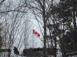 Canadian Flag 1960 Valentine U0027s Day Hiking The Gta
