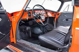 porsche orange orange 1965 porsche 356 c cabriolet classiccars com journal