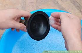 how to remove small dents from a car 5 steps with pictures