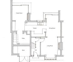ground floor extension plans how to transform a semi detached home homebuilding renovating