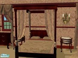 downloads sims 2 objects furnishing beds double u0027four