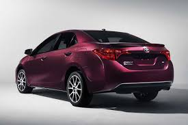 compact cars the 2017 toyota corolla xle is the entenmann u0027s cake of compact
