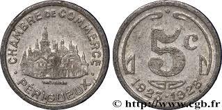 chambre de commerce perigueux chambre de commerce de perigueux 5 centimes périgueux fnc 238949