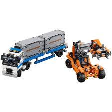 lego technic lego technic container yard 42062 big w