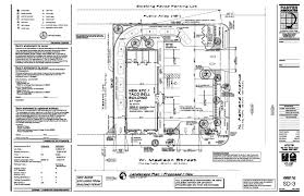 facility layout of kfc panter associates architecture interior design projects zoning