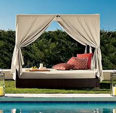 59 best outdoor canopy bed images on pinterest outdoor decor