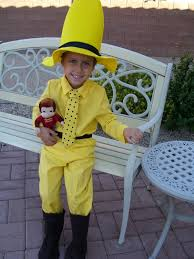 halloween makeup for toddlers man in the yellow hat children u0027s costume by aneedlepullingthread
