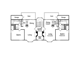 multi family house plans elegant bungalow european traditional