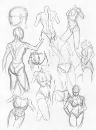 dacad anatomy sketches by zombiesmile on deviantart