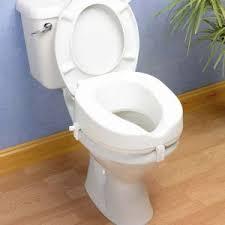siege toilette pour handicapé rehausseur de toilettes avec ou sans couvercle