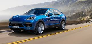 bentley bentayga render porsche cayenne coupe rendering puts panamera on stilts ozvag