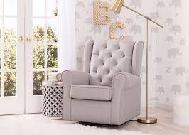 Nursery Rocking Chair by Emma Nursery Glider Swivel Rocker Chair Delta Children U0027s Products