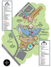 walt disney resort map walt disney swan and dolphin