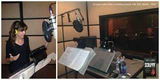 recording an audio book is a humbling experience sjodin