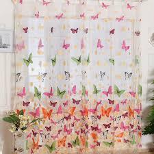 Walmart Kitchen Curtains Kitchen Amazing Butterfly Kitchen Curtains Curtains With