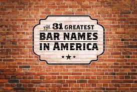 tattoo shop name generator the 31 greatest bar names in america featuring jon taffer thrillist