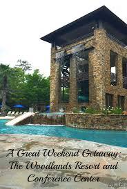 a great weekend getaway the woodlands resort