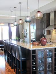 kitchen glass pendant lighting kitchen pendant lighting art glass