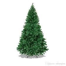 cheap christmas tree 2 4 m 240cm encryption christmas tree pine needles decoration pvc