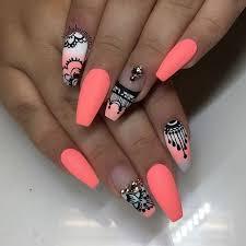 10 pics of summer nails ideas summer nails acrylic nails style