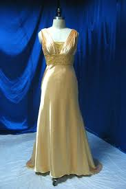 satin beaded vintage modest gold wedding gowns on sale buy cheap
