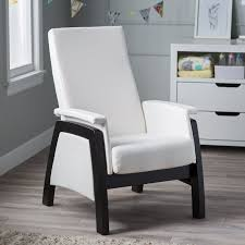 Rocking Chair Dutailier Furniture Elegant Brown Dutailier Ultramotion And Footstool With