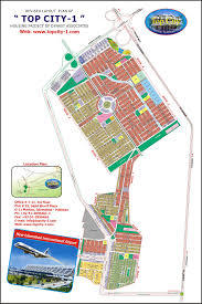 Islamabad Map Top City 1 Islamabad Project Location Developments And Plot