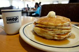 ihop is basically giving away pancakes today