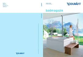 badmagazine duravit duravit pdf catalogues documentation