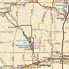 Nebraska Map Nebraska Solar Eclipse 2017 Map Benchmark Maps Avenza Maps