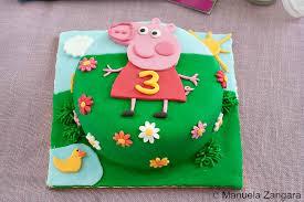 peppa pig birthday cakes peppa pig cake