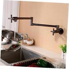 oil rubbed bronze pot filler ebay