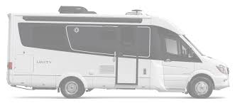 unity class c rv leisure travel vans
