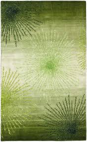 Green Modern Rug Rug Soh712g Soho Area Rugs By Safavieh