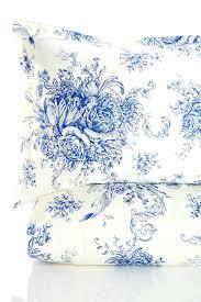 Pottery Barn Down Comforter Dorma Blue Toile Duvet Cover Matine Toile Duvet Cover Sham