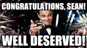 Congratulations Meme - congratulations sean congratulations meme on memegen