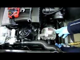 bmw 325i alternator bmw e36 3 series alternator fix