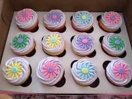 garden cupcakes booky