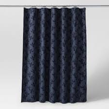 Navy And White Striped Shower Curtain Shower Curtains U0026 Bath Liners Target