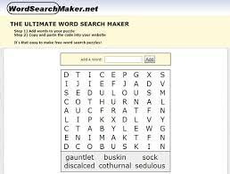 crossword creator discovery u0026 crossword puzzle maker great for