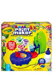 crayola paint maker myer online