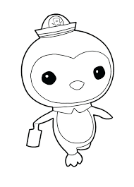 Octonauts Coloring Pages Gup X To Download And Print For Free Octonauts Coloring Pages