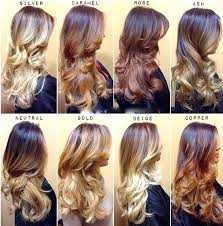 new hair colors for 2015 balayage custom colour chart 2015