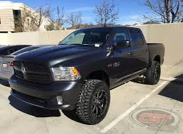 prerunner dodge truck lift kit 2013 2017 ram 1500 2wd 5 5