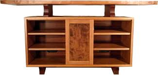 Wood Furniture Design Tv Table Elegant Brown Wooden Tv Cabinet With Some Racks And Single Drawer