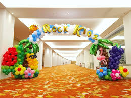 summer decoration summer balloon decorations that balloons