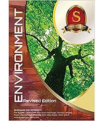environment 5th revised edition march 2017 by shankar ias