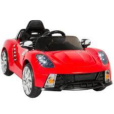 Car Dimensions In Feet Amazon Com Best Choice Products Kids 12v Ride On Car With Mp3